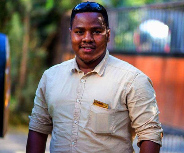 Pumba Safaris Edwin Mramba Co Founder COO